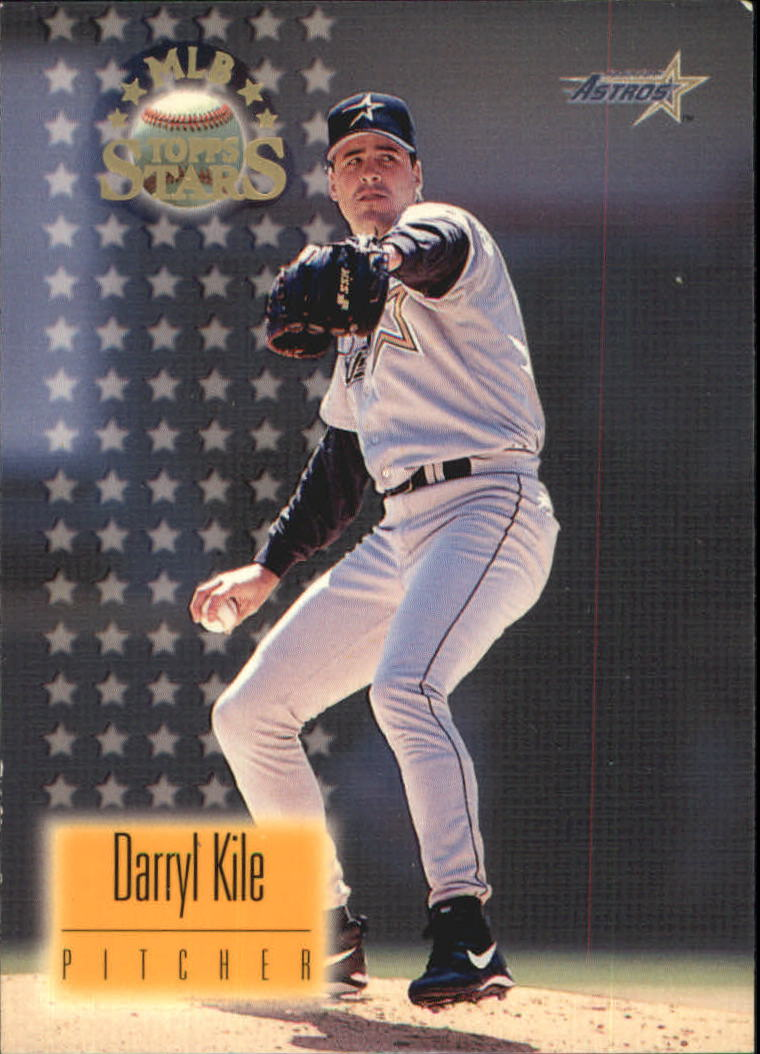 1997 Topps Stars #99 Darryl Kile