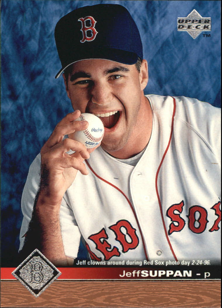 1997 Upper Deck #28 Jeff Suppan