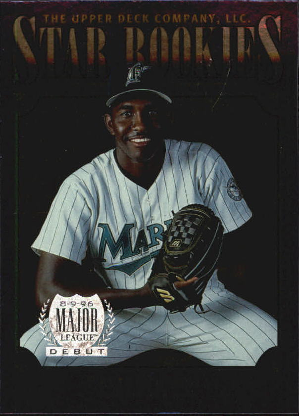 1997 Upper Deck #278 Felix Heredia RC