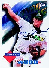 1998 Best Diamond Best Autographs #9 Kerry Wood