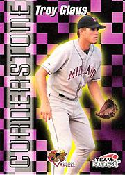 1998 Best Cornerstone #7 Troy Glaus
