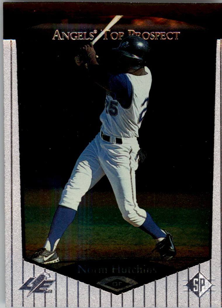 1998 SP Top Prospects #11 Norm Hutchins