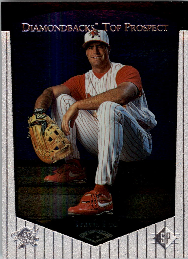 1998 SP Top Prospects #15 Travis Lee