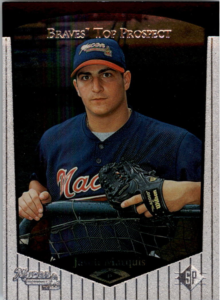 1998 SP Top Prospects #20 Jason Marquis