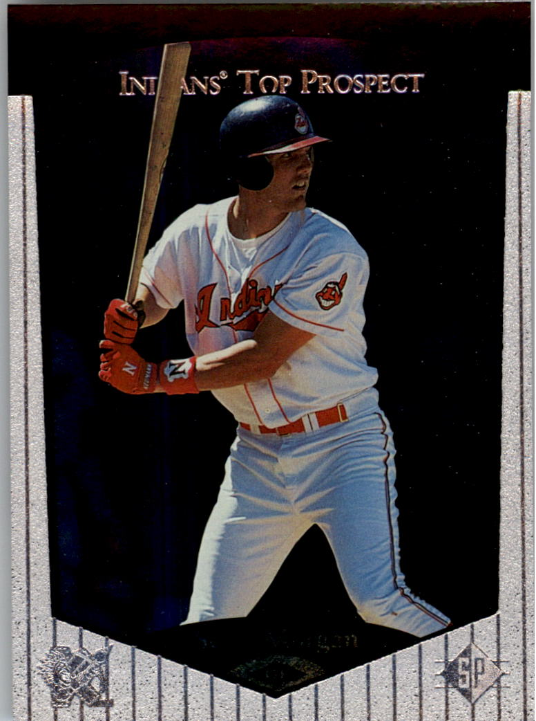 1998 SP Top Prospects #46 Scott Morgan