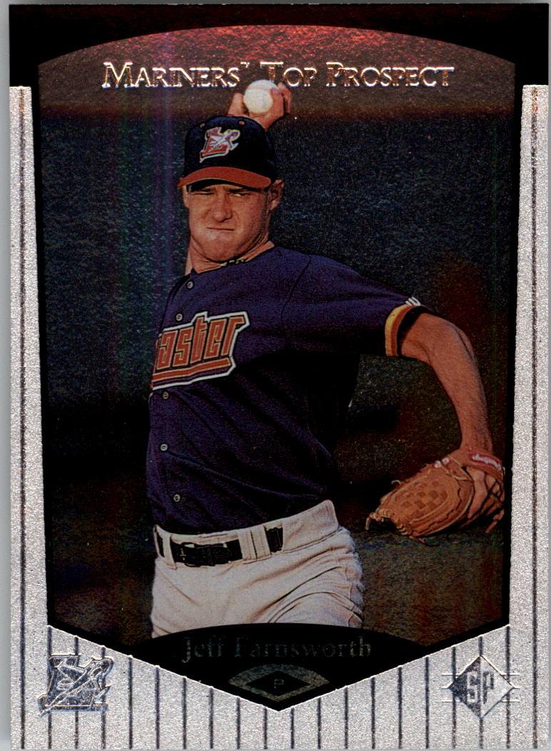 1998 SP Top Prospects #115 Jeff Farnsworth