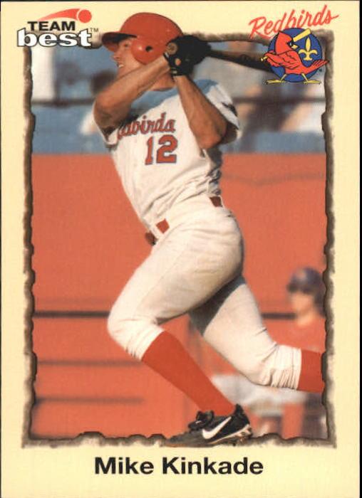 1998 Best #72 Mike Kinkade