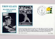1998 Angels Postcards #13 Troy Glaus