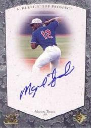 1998 SP Top Prospects Autographs #MT Miguel Tejada