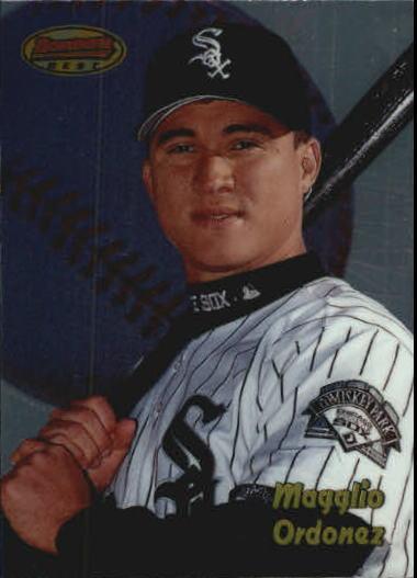 1998 Bowman's Best #178 Magglio Ordonez RC
