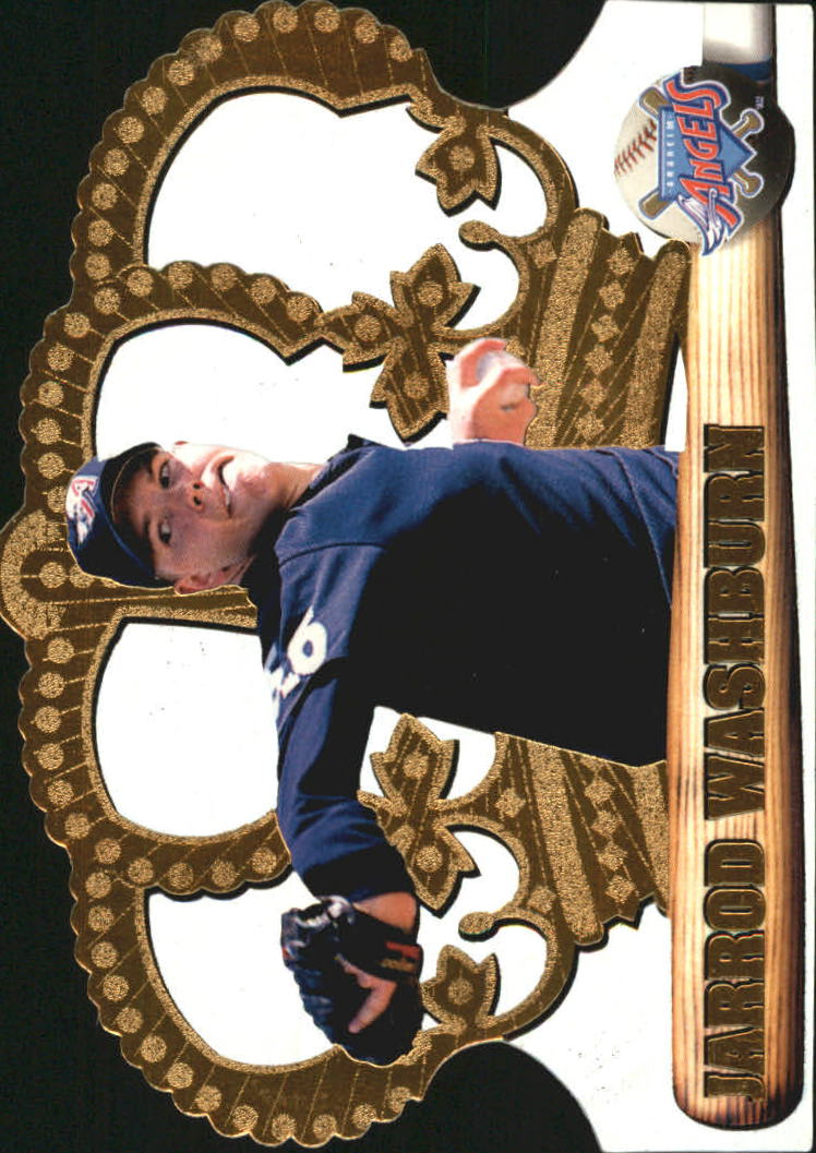 1998 Crown Royale #5 Jarrod Washburn
