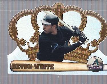 1998 Crown Royale #8 Devon White