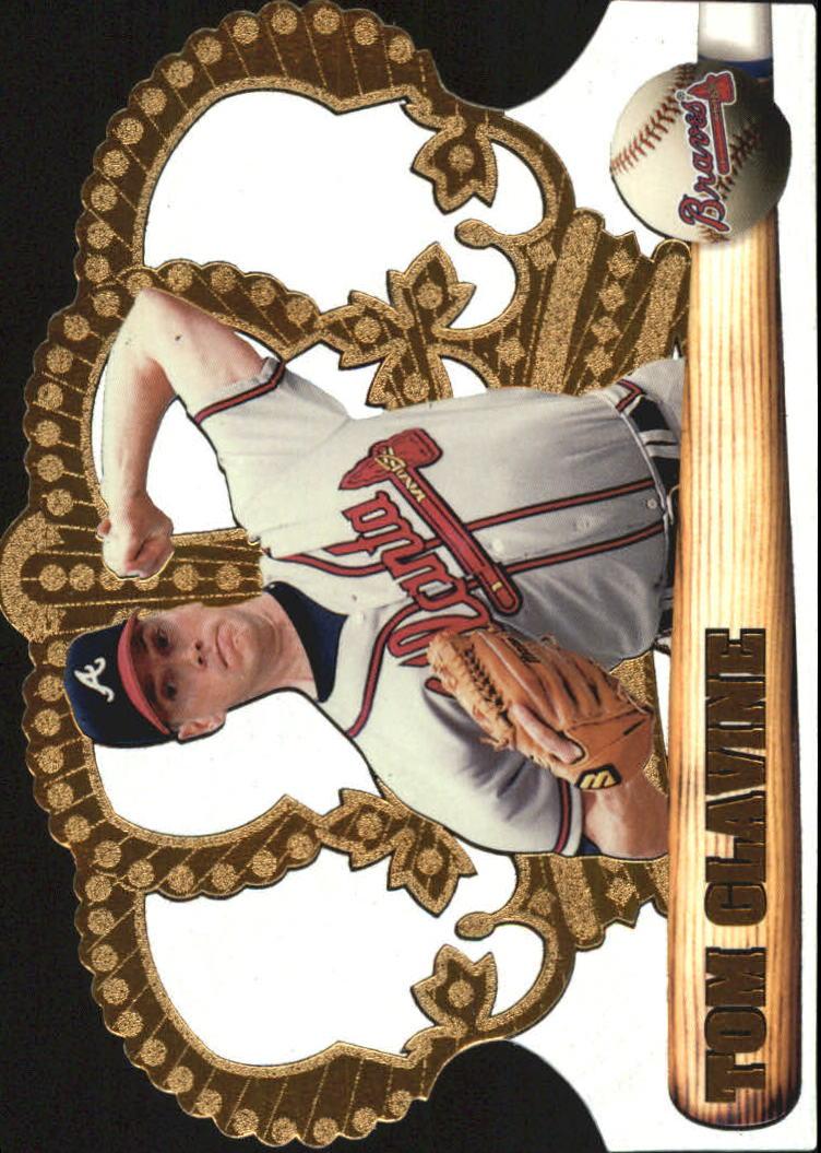 1998 Crown Royale #11 Tom Glavine