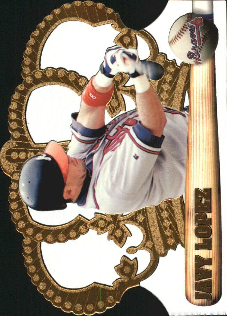 1998 Crown Royale #15 Javy Lopez