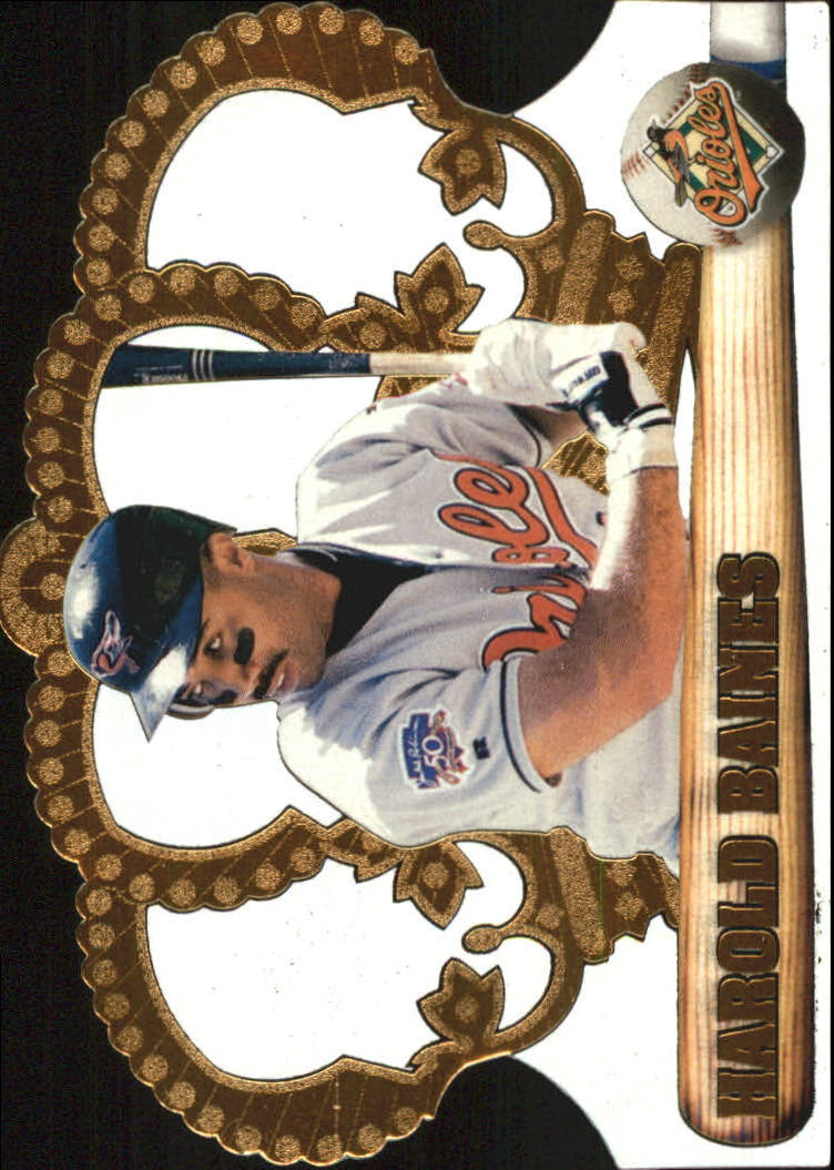 1998 Crown Royale #19 Harold Baines