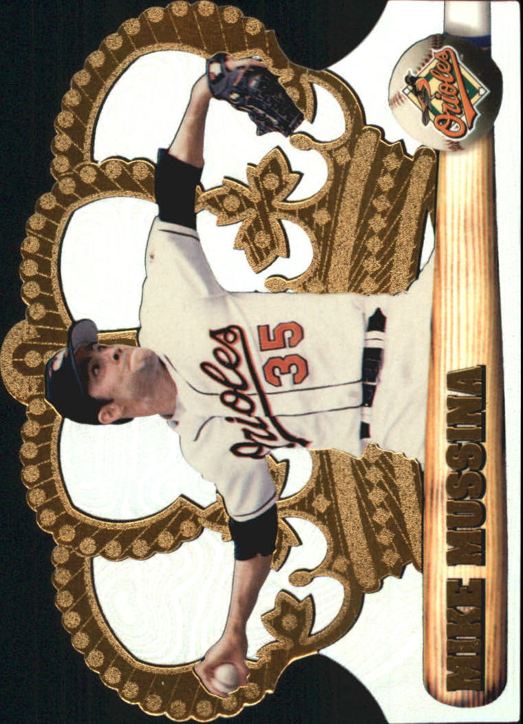 1998 Crown Royale #21 Mike Mussina