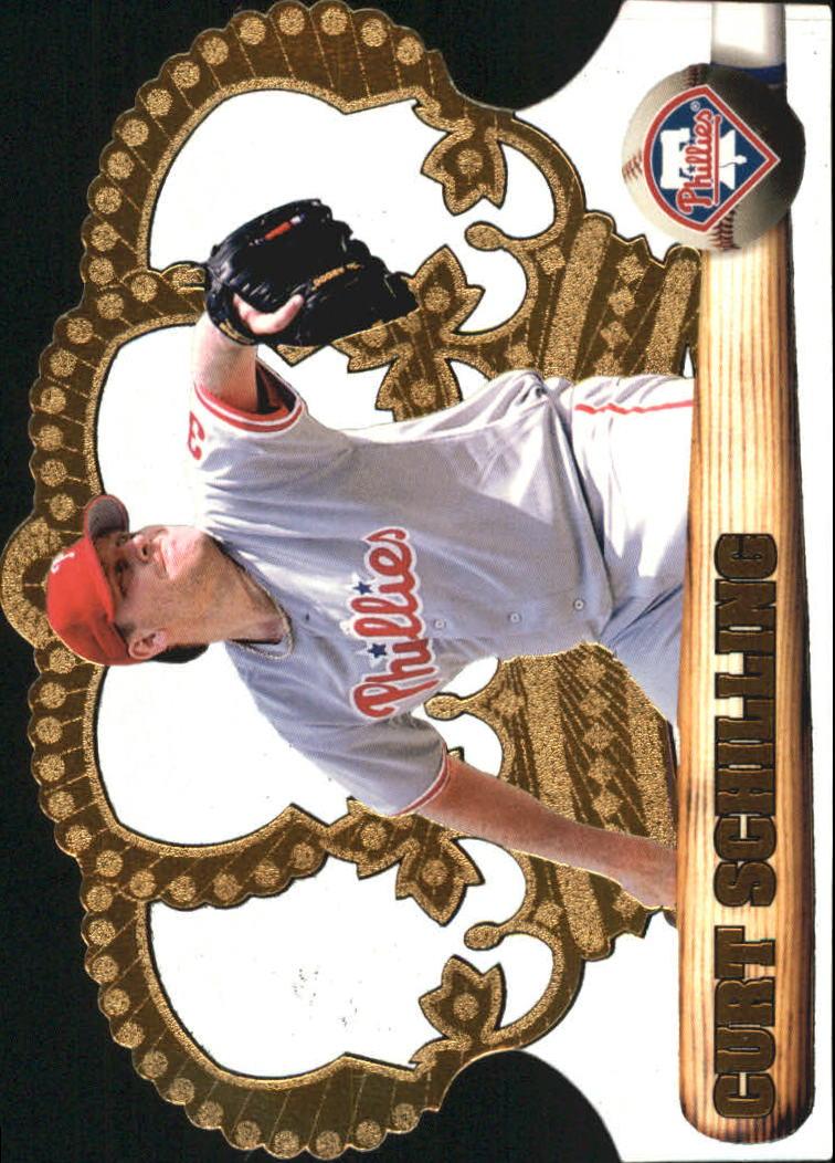 1998 Crown Royale #107 Curt Schilling