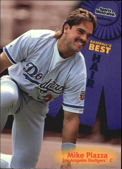 1998 Sports Illustrated #145 Mike Piazza BB