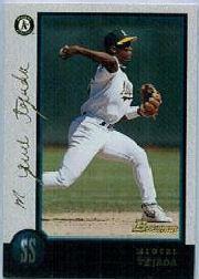 1998 Bowman Golden Anniversary #205 Miguel Tejada
