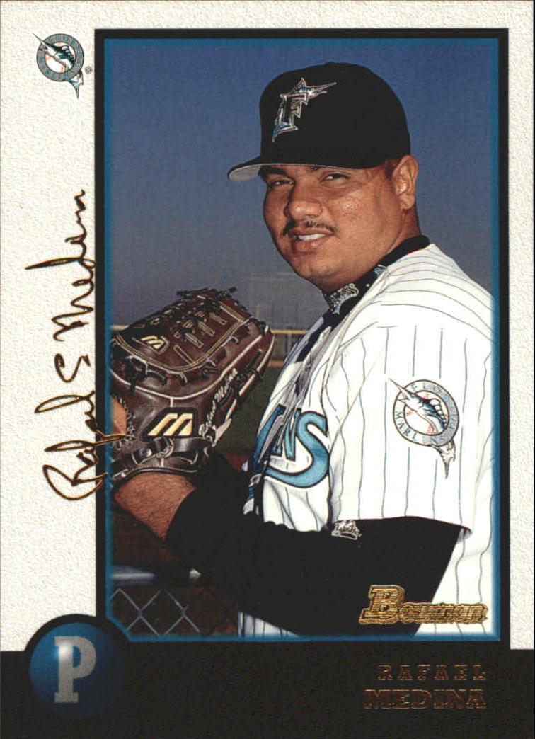 1998 Bowman Golden Anniversary #390 Rafael Medina