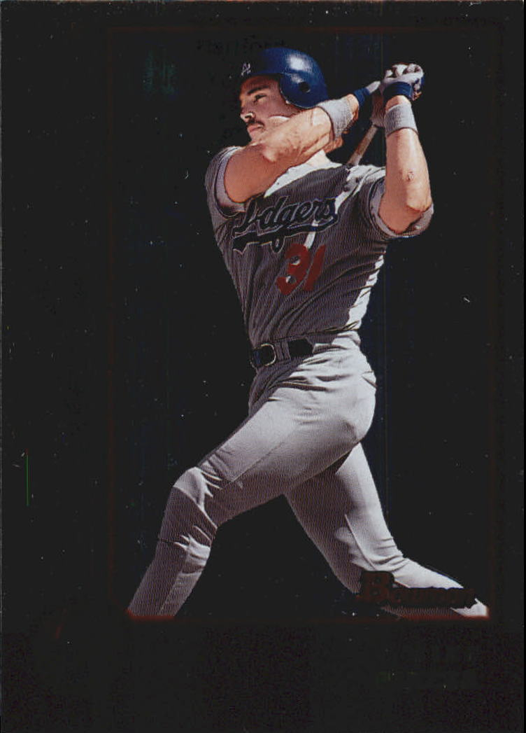 1998 Bowman International #18 Mike Piazza
