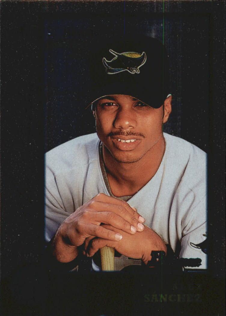 1998 Bowman International #152 Alex Sanchez
