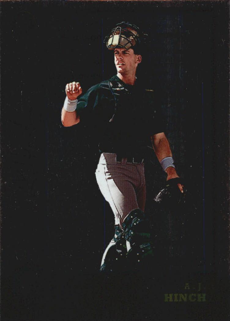 1998 Bowman International #216 A.J. Hinch