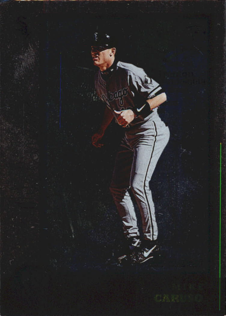 1998 Bowman International #299 Mike Caruso
