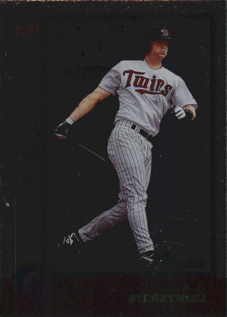 1998 Bowman International #319 A.J. Pierzynski