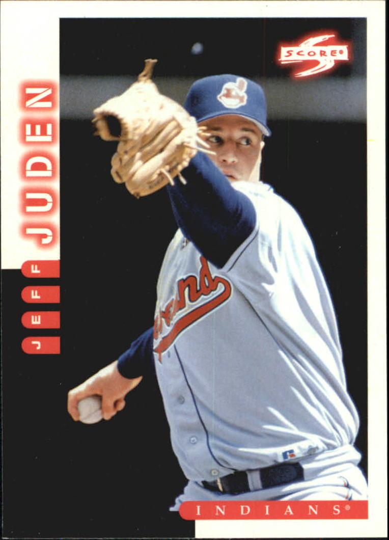 1998 Score #147 Jeff Juden