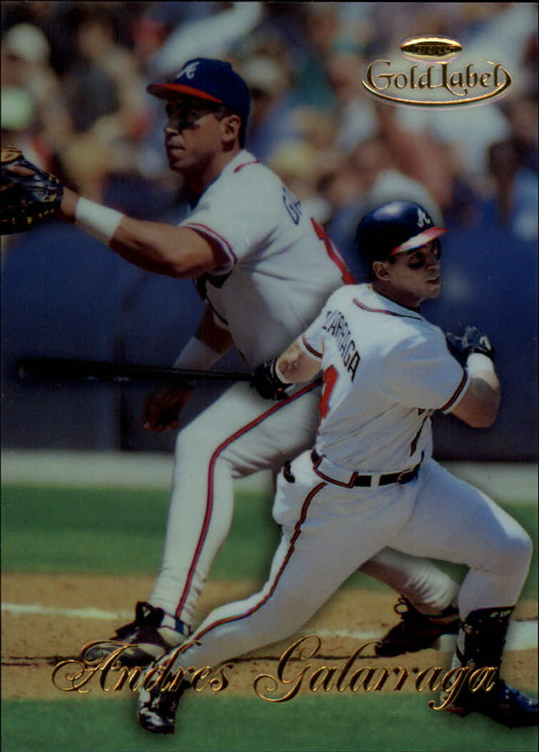 1998 Topps Gold Label Class 1 #4 Andres Galarraga