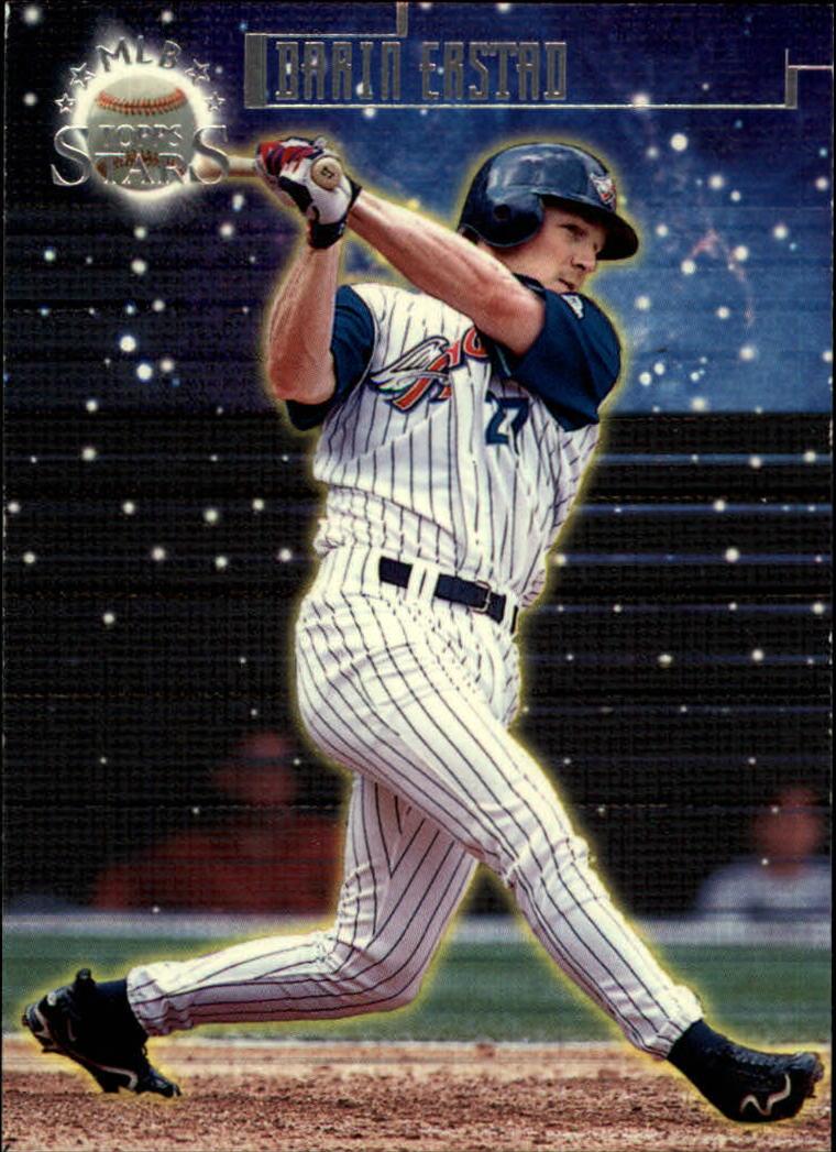 1998 Topps Stars Silver #79 Darin Erstad