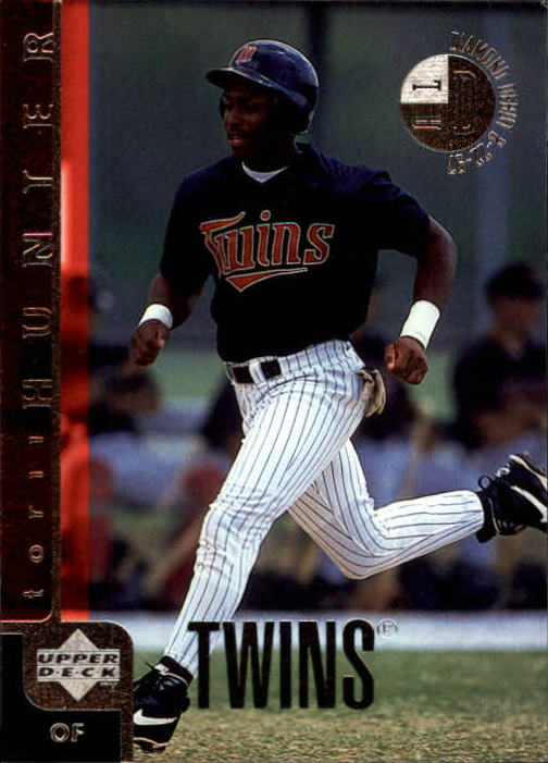 1998 Upper Deck #412 Torii Hunter