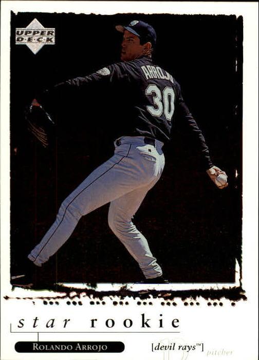 1998 Upper Deck #592 Rolando Arrojo RC