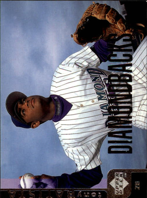 1998 Upper Deck #638 Tony Batista