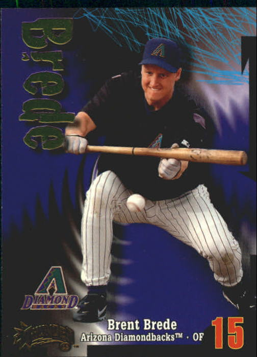 1998 Circa Thunder #277 Brent Brede