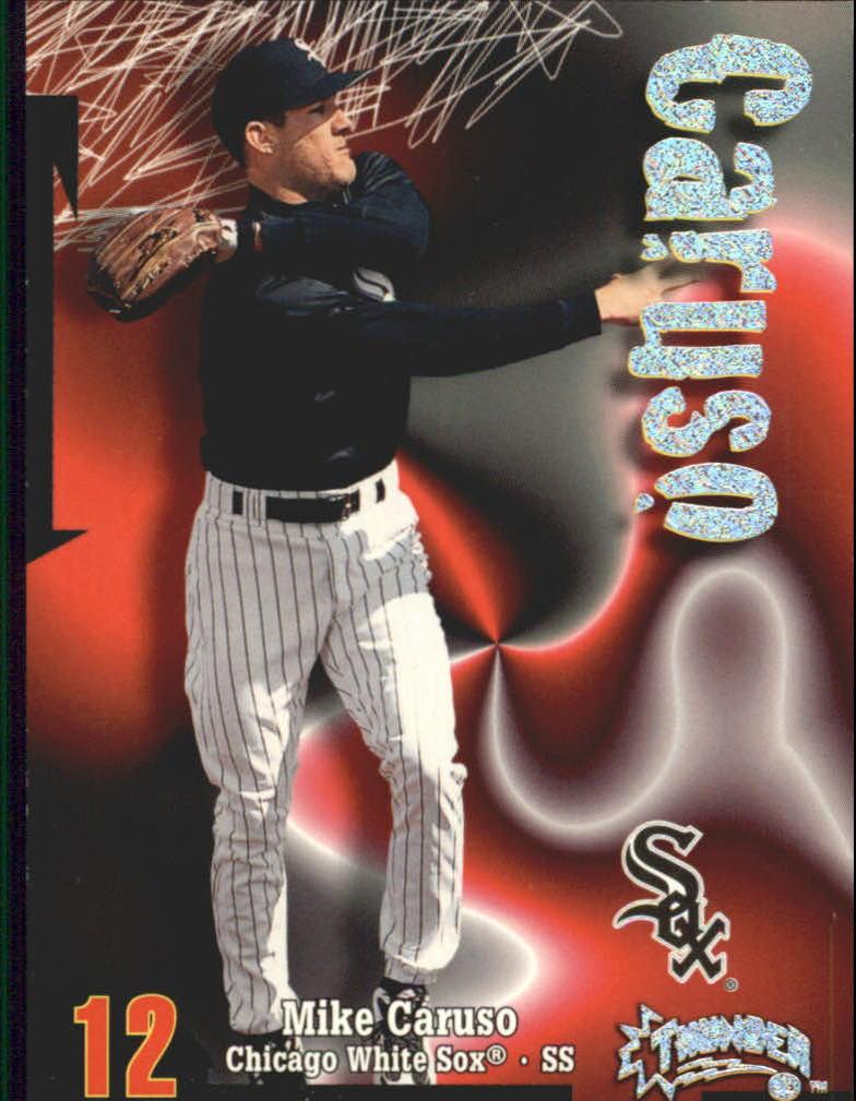 1998 Circa Thunder Rave #67 Mike Caruso