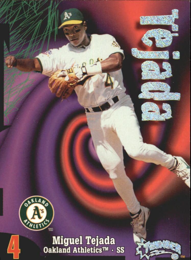 1998 Circa Thunder Rave #125 Miguel Tejada