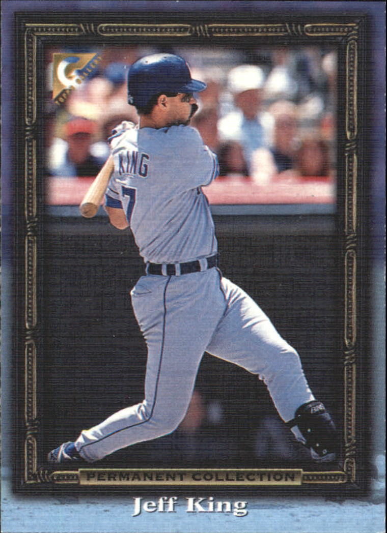 1998 Topps Gallery Gallery Proofs #57 Jeff King