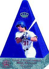 1998 Pacific Invincible Cramer's Choice Dark Blue #6 Mike Piazza