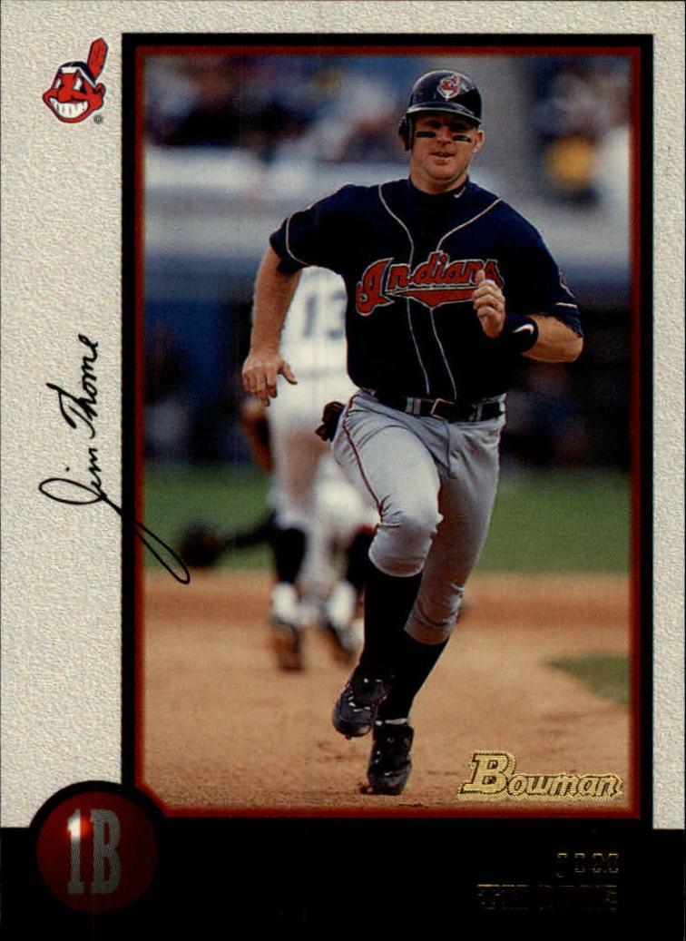 1998 Bowman #56 Jim Thome
