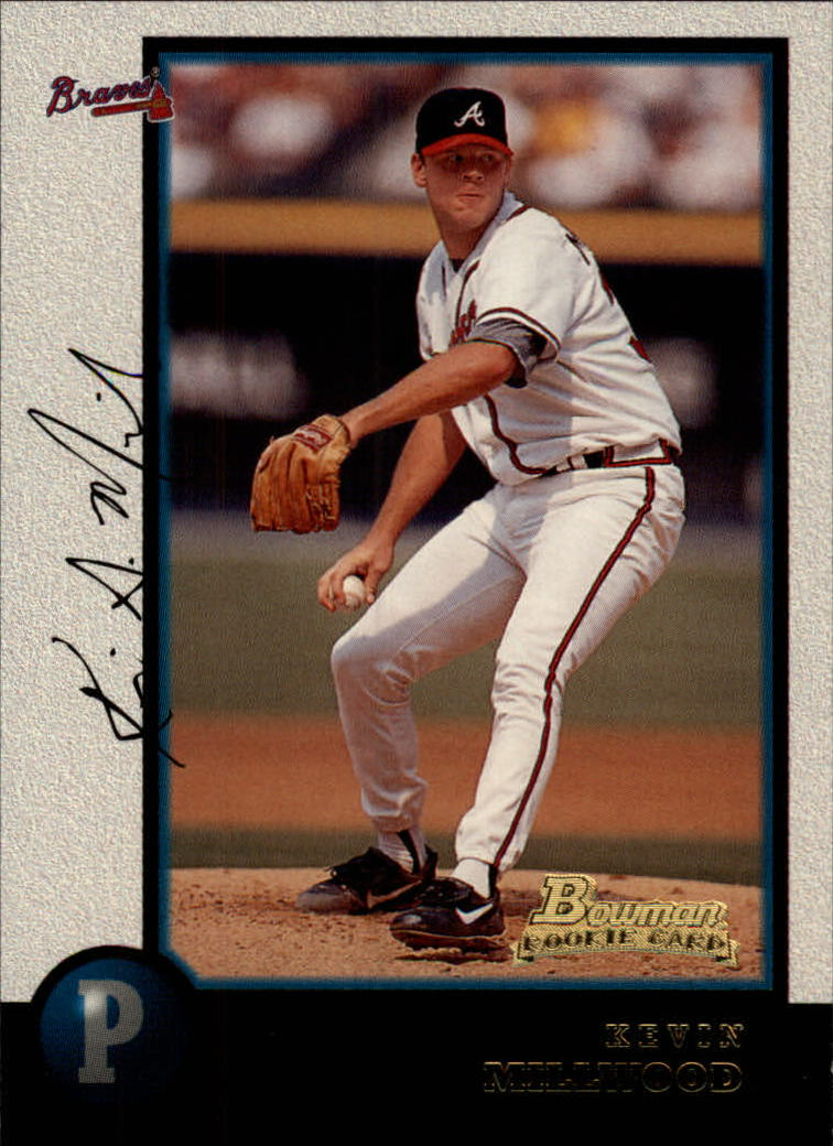 1998 Bowman #91 Kevin Millwood RC