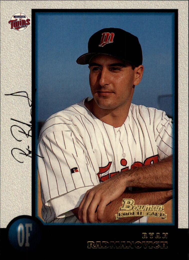 1998 Bowman #104 Ryan Radmanovich RC