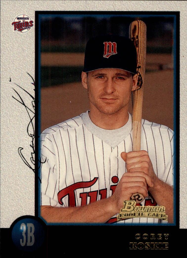 1998 Bowman #118 Corey Koskie RC