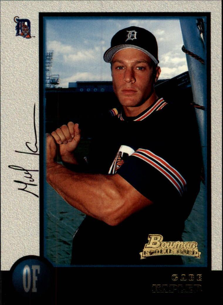1998 Bowman #125 Gabe Kapler RC