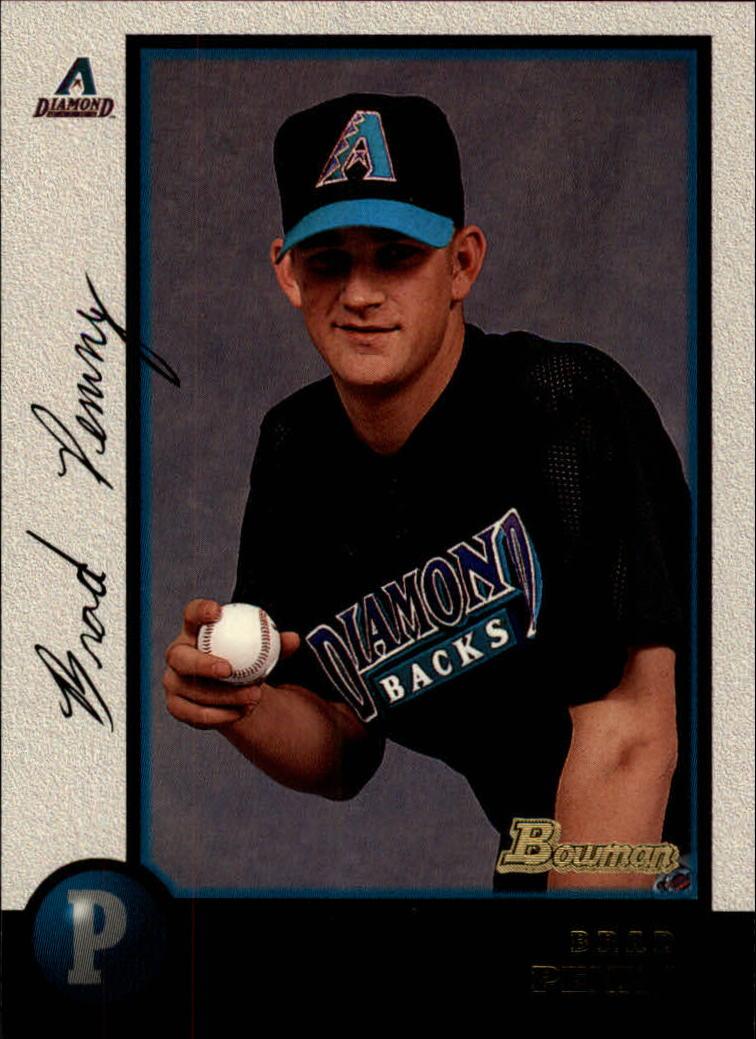 1998 Bowman #130 Brad Penny