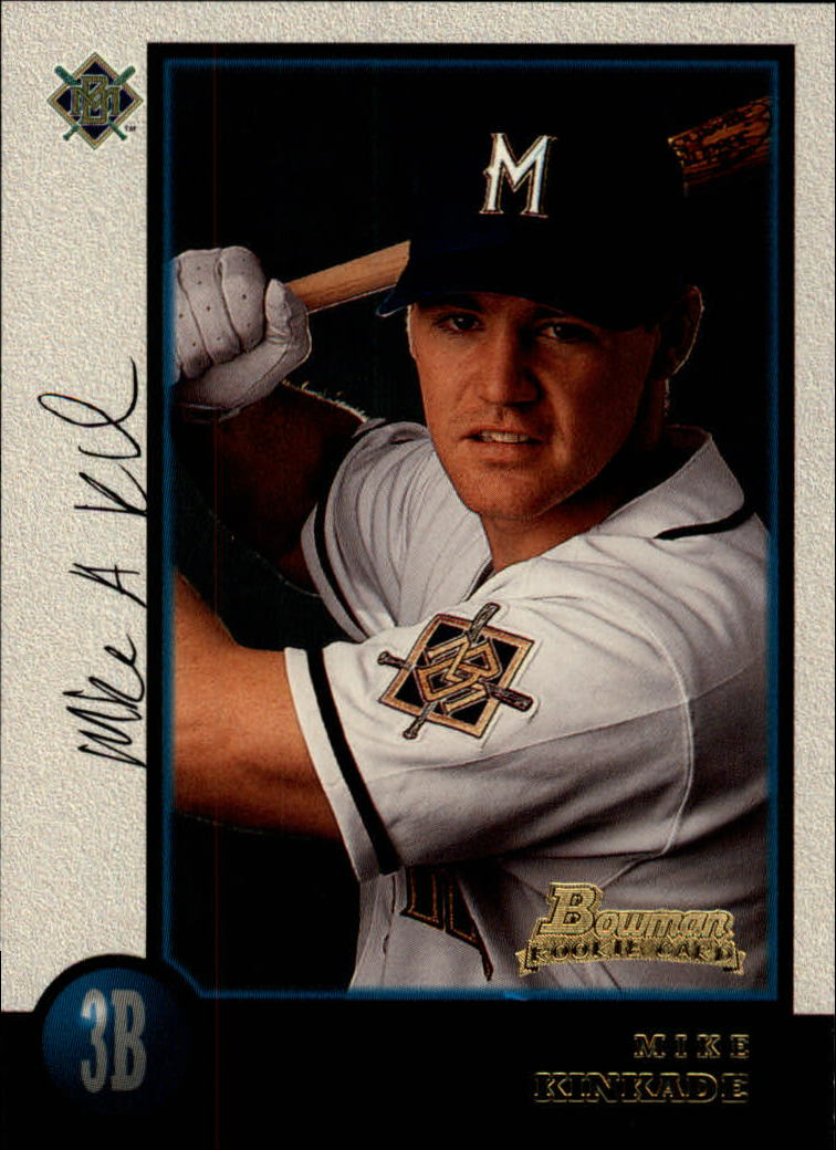 1998 Bowman #137 Mike Kinkade RC