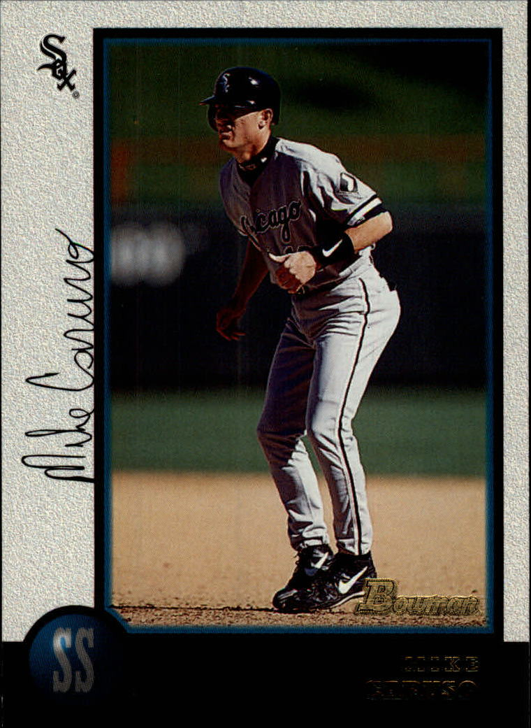 1998 Bowman #299 Mike Caruso
