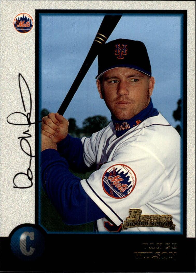 1998 Bowman #393 Vance Wilson RC