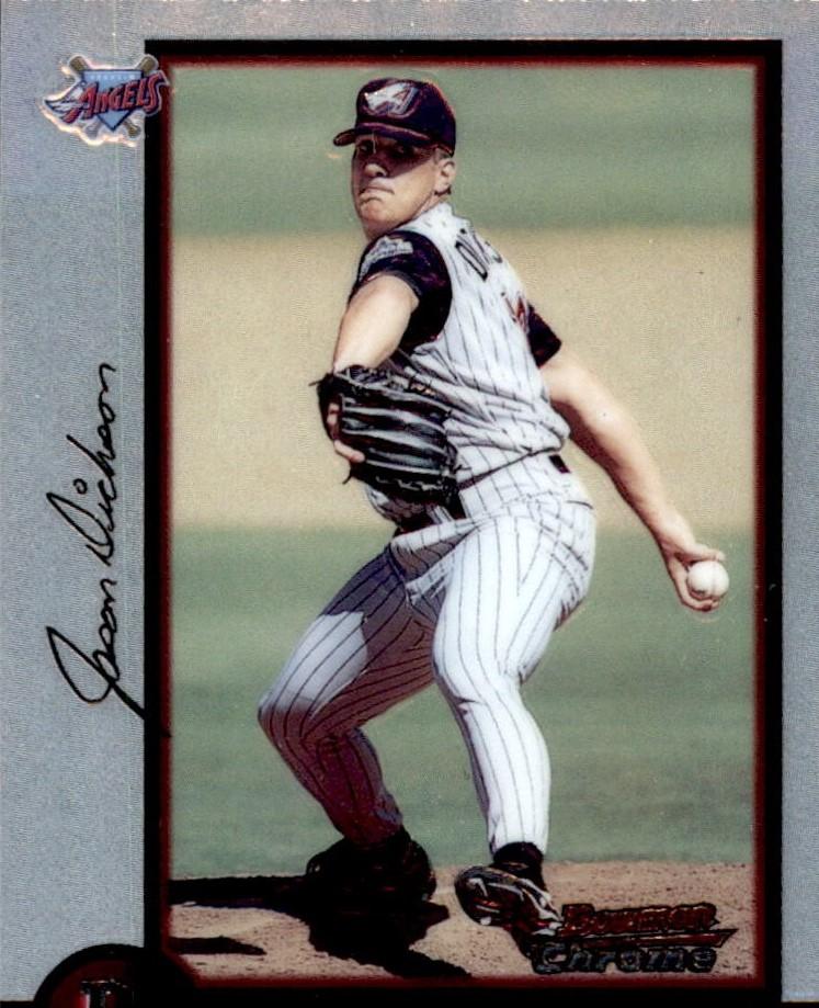 1998 Bowman Chrome #6 Jason Dickson